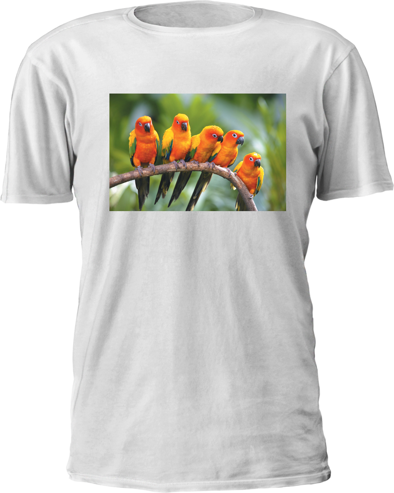 T shirt with sublimation print tshirt printing for Photo printing on t shirts